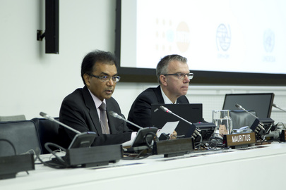 "Roundtable Talk Held on ""Global Migration Debate"""