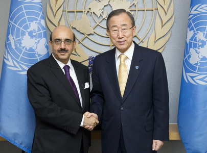 Secretary-General Meets New Permanent Representative of Pakistan