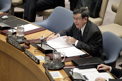 Security Council Discusses Israeli-Palestinian Situation