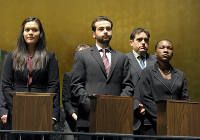 Assembly Elects Five New Non-Permanent Members of Security Council