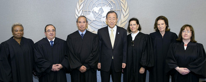 Secretary-General Meets Judges of UN Appeals Tribunal
