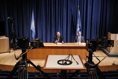Press Conference by Special Rapporteur on Freedom of Religion