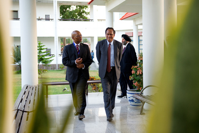 Security Council Members on Mission in Timor-Leste