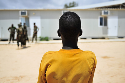 Somali Former Child Soldiers Handed to UNICEF