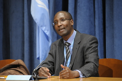 Special Rapporteur on Racism and Discrimination Briefs Press
