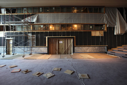 Renovations Proceed at UN Headquarters