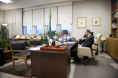 Secretary-General Reaches out to Staff in Aftermath of Hurricane Sandy