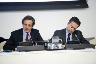 UN Holds Roundtable Discussion to Mark Anniversary of Kristallnacht