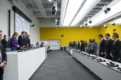 Secretary-General Briefs Assembly on Impact of Hurricane Sandy