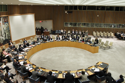 Security Council Meets on Timor-Leste