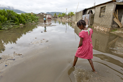 Recent Rains Flood Cap-Haïtien