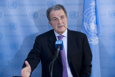 Special Envoy for Sahel Briefs Media