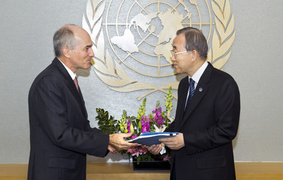 Secretary-General Receives Report from Sri Lanka Independent Review Panel