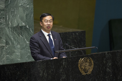 Assembly Debates Equitable Representation on Security Council