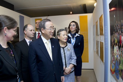 UN Guided Tours Service Celebrates 60th Anniversary