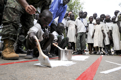 UN Day Celebrations in South Sudan