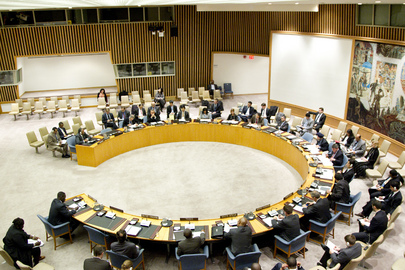 Security Council Considers Situation in Abyei
