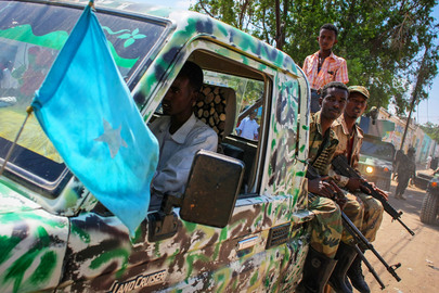 AMISOM Increases Deployment to Belet Weyne