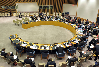 Security Council Considers Issue of Piracy