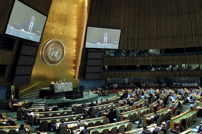 Assembly Discusses Cooperation between UN and Regional and Other Organizations
