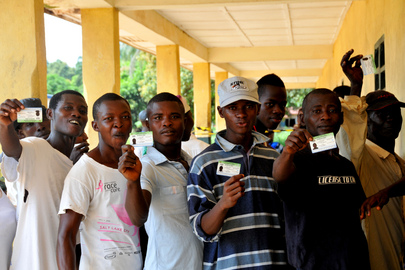 Sierra Leone Votes in Third General Election since End of Civil War