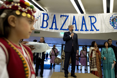 UN in Geneva Hosts Annual Bazaar