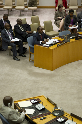 Security Council Calls for M23 Withdrawal from Goma, DRC