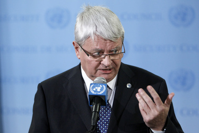 Head of UN Peacekeeping Briefs Media on DRC