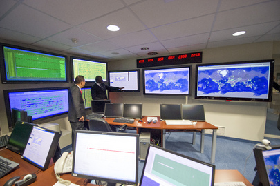 Secretary-General Sees CTBTO Operations Centre