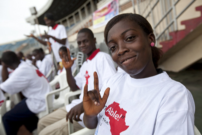 2012 Day of the African Child Highlights Rights of Children with Disabilities
