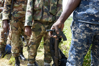 Disarmament, Demobilization and Reintegration (DDR) in Côte d'Ivoire