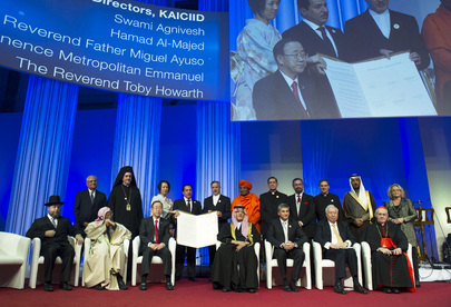 Secretary-General Attends Inauguration of King Abdullah Interreligious Centre