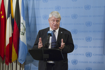 UN Peacekeeping Chief Briefs on DRC
