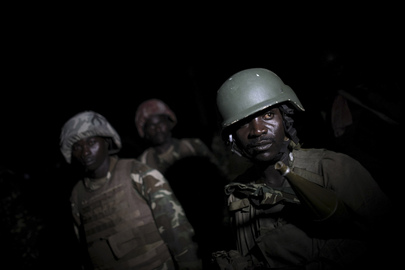 AMISOM Makes Night Advance Southwest of Mogadishu