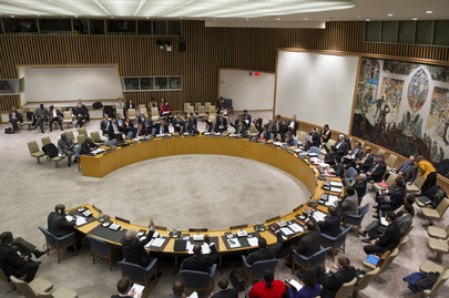 Security Council Considers Situation Concerning DRC