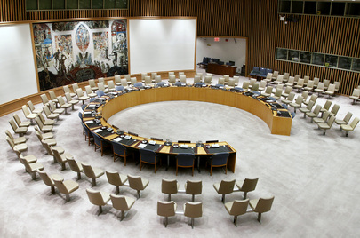 Security Council Considers Situation in Iraq