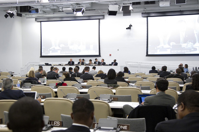3rd High-Level Stakeholders Meeting of Peacebuilding Fund