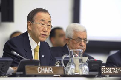 UN Observes Day of Solidarity with Palestinian People