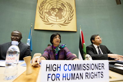 Day of Solidarity with Palestinian People Marked at UN Geneva Office