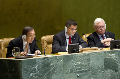 General Assembly Briefed by Joint Special Representative for Syria
