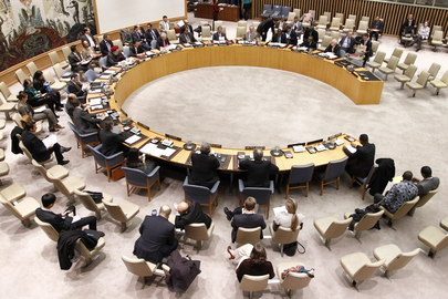 Security Council Meets to Discuss Sierra Leone