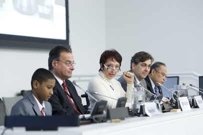Opening of the International Day of Persons with Disabilities