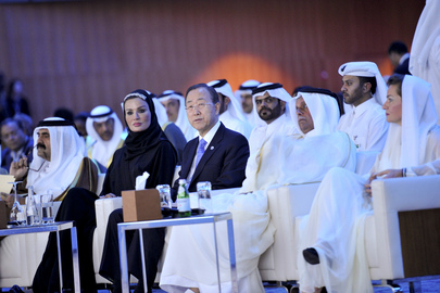 High-Level Segment Opens at UN Climate Change Conference in Doha