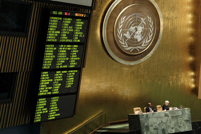 Assembly Adopts Resolutions on Disarmament