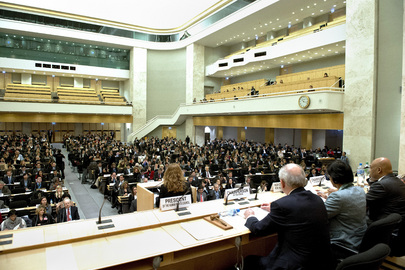 UN Holds First Business and Human Rights Forum