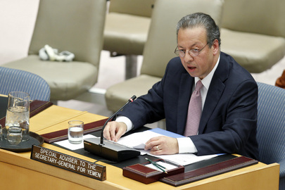 Security Council Holds Meeting on Yemen