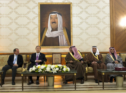 Secretary-General Visits Kuwait