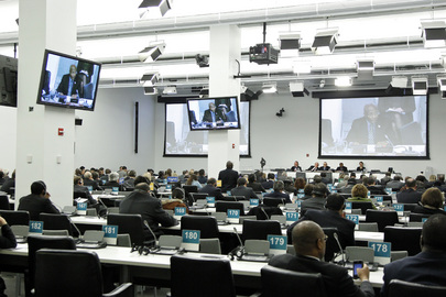 """Parliamentary Approaches to Conflict Prevention"" Theme of Annual IPU Hearing"
