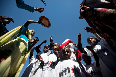"UN Promotes ""16 Days"" Against Gender Violence Campaign in Darfur"