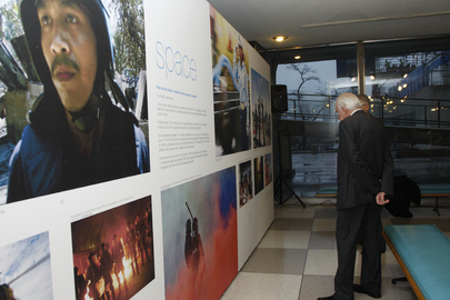 Exhibit Marks 10 Years of Independent Timor-Leste